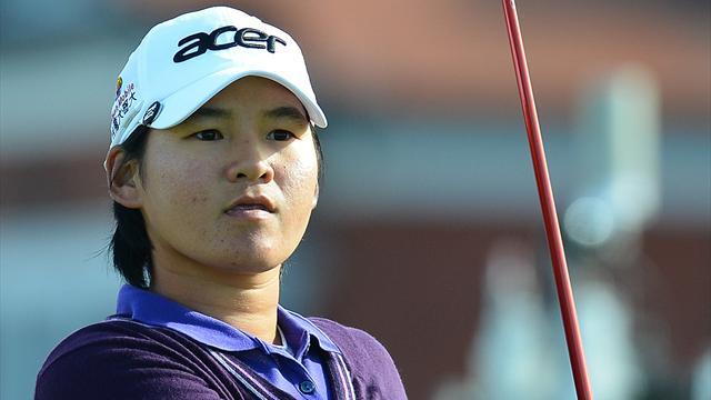 Tseng impresses as British Open gets underway