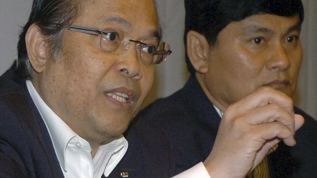 Thai FA facing disbandment