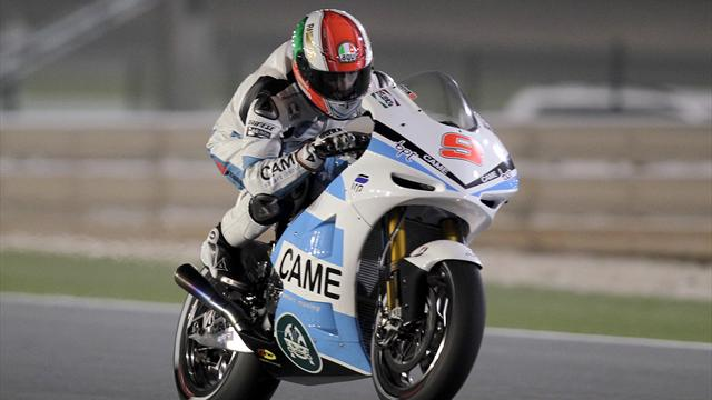 Petrucci tops opening Misano practice