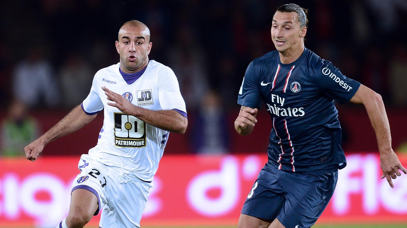 16es de finale psg toulouse l 39 affiche coupe de france 2012 2013 football eurosport - Coupe de france 2012 2013 ...