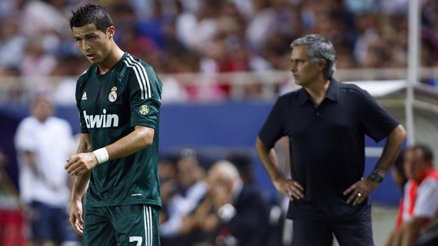 Mourinho attacks Madrid stars