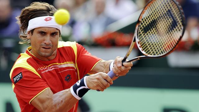 Spain to meet Czech Republic in Davis Cup final