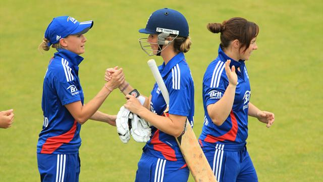 West Indies women defeat England with last ball