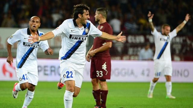 Milito and Cassano fire Inter to victory