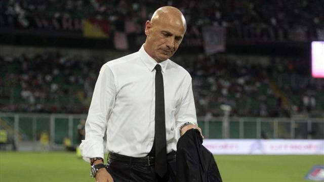 Palermo fire coach after three games