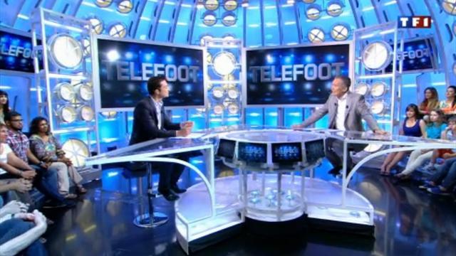Téléfoot du dimanche 16 Septembre 2012 en replay