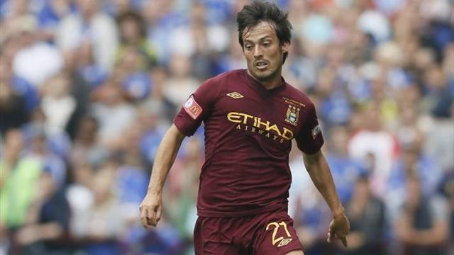 Манчестер Сити разгромил на выезде Стяуа Агуэро оформил хет-трик