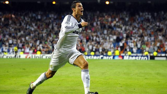 Ronaldo breaks Man City hearts in Madrid