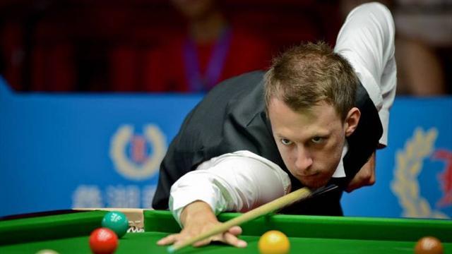 Trump, Higgins into Shanghai Masters quarters