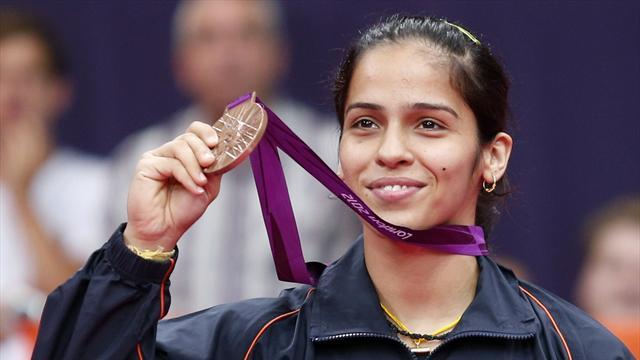 Badminton star signs multi-million dollar deal
