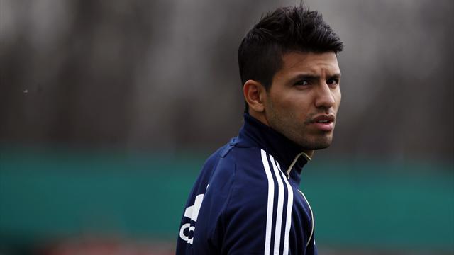 Aguero clarifies Madrid comments