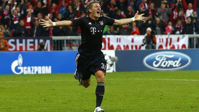 Classy Bayern hold off Valencia