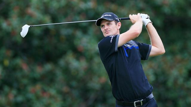 Justin Rose blooms at Tour Championship with fast finish