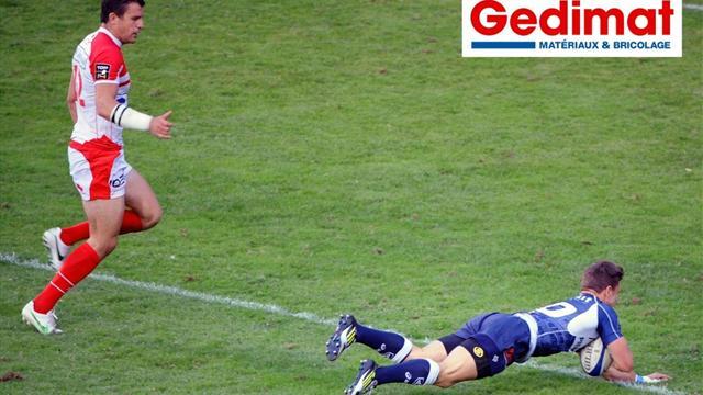 Essai Gédimat: Andreu lance le sprint, Kockott au finish