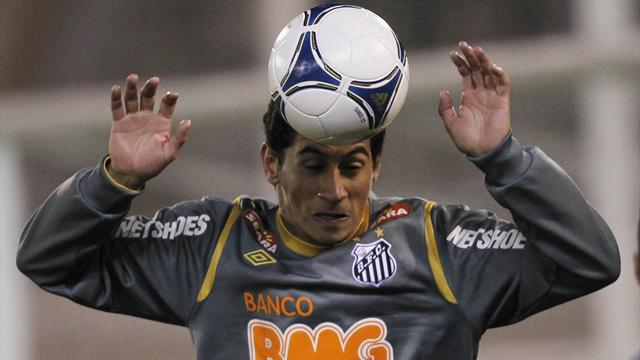 Sao Paulo sign Ganso from Santos