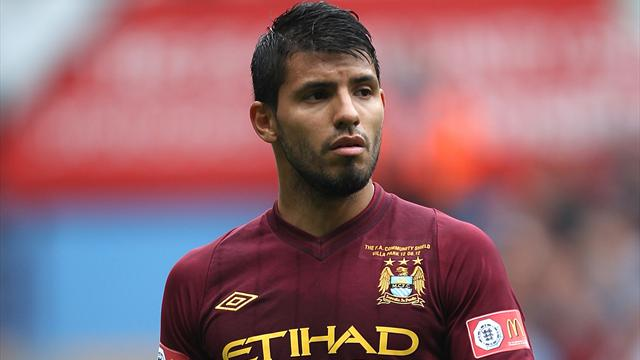 Aguero fit, Balotelli bust-up denied