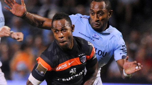 Toulouse hit back by thumping Bayonne