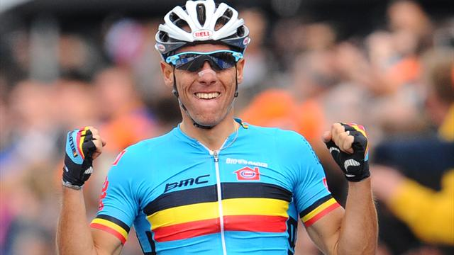 Gilbert crowned world champion in Limburg