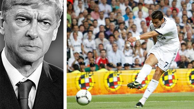 """Wenger : """"Le prix à payer pour Ronaldo"""""""
