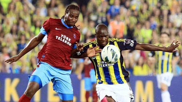 Maç Merkezi: Trabzonspor - Fenerbahçe