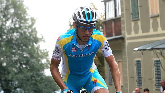 Kessiakoff slog toppcyklister - trea bakom Contador i klassiker