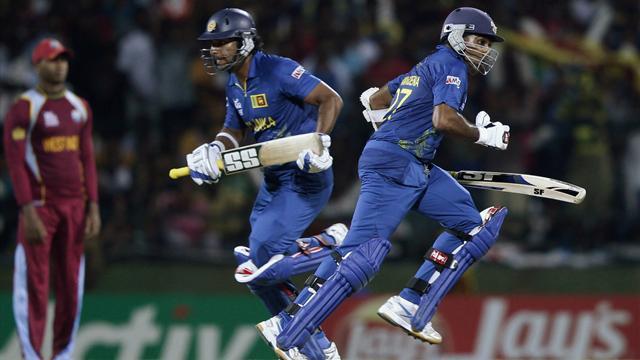 Sri Lanka savage West Indies at World T20