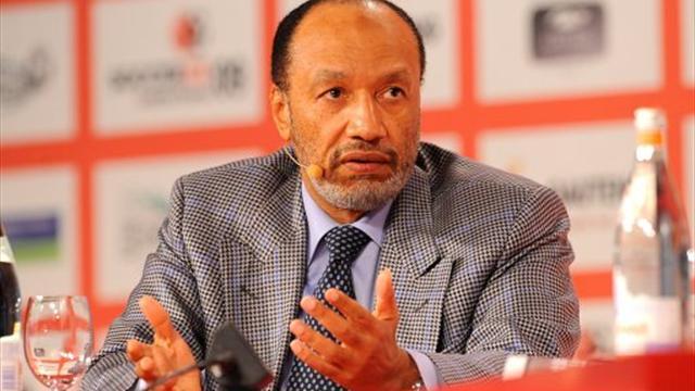 FIFA suspends Sri Lankan Bin Hammam ally