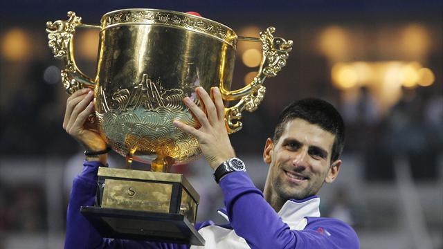 Djokovic maître de Pékin