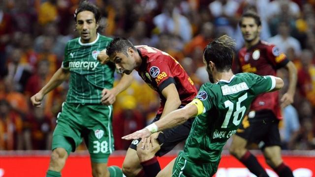 Galatasaray - Bursaspor maçı saat kaçta