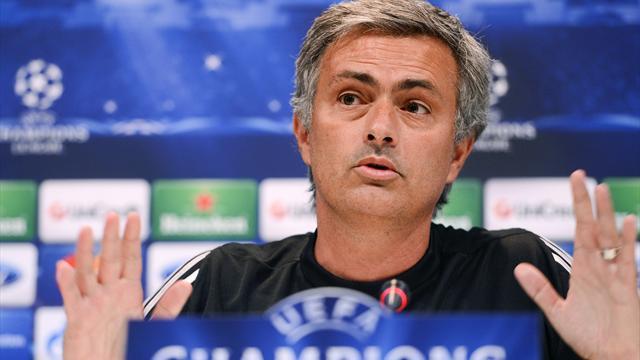 Mourinho: Dortmund draw 'no drama'
