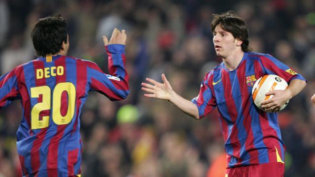 Il y a 10 ans, Messi débutait en pro