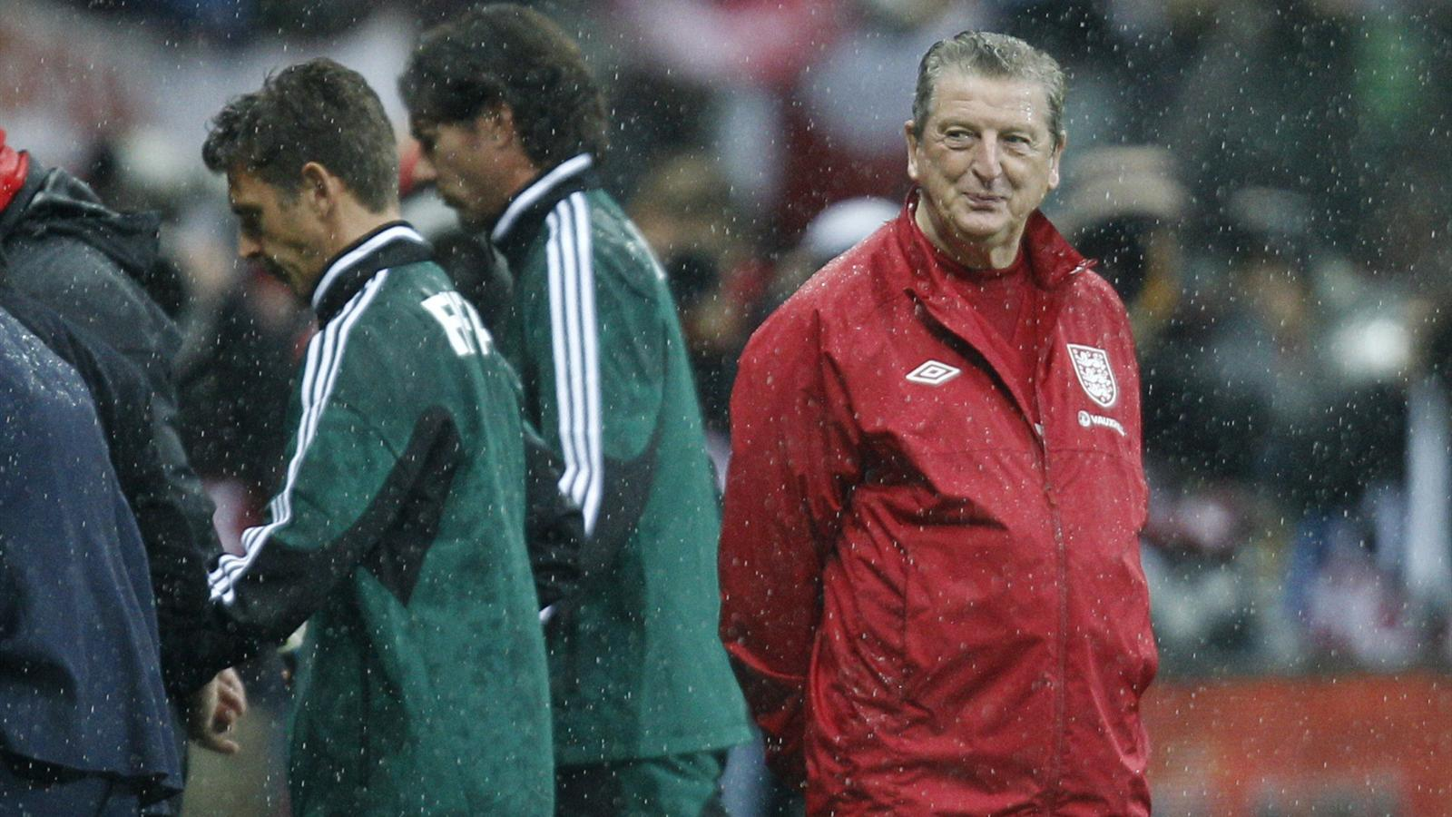 Farcical scenes as england qualifier postponed world cup for Farcical scenes