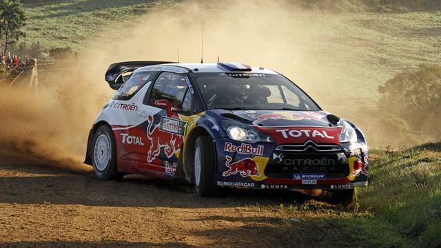 Loeb devant Hirvonen