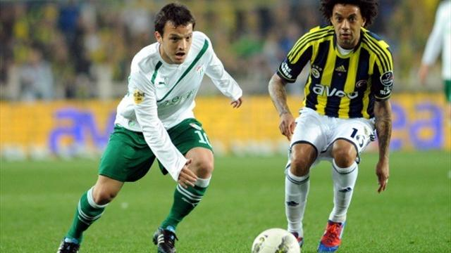 Fenerbahçe Bursaspor canlı izle maçı izle maç özeti izle canlı (Fenerbahçe Bursaspor Süper Lig)