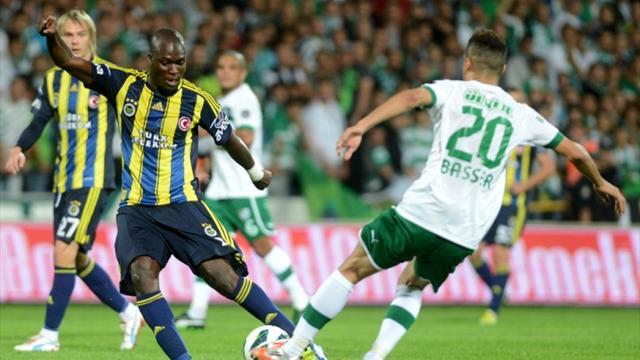 Bursaspor Fenerbahçe maçı