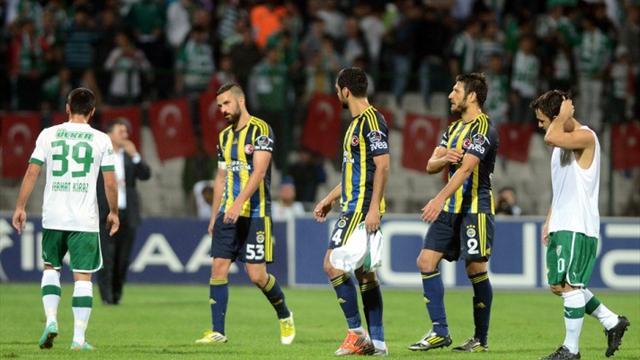 Bursaspor-Fenerbahçe / ÖZET