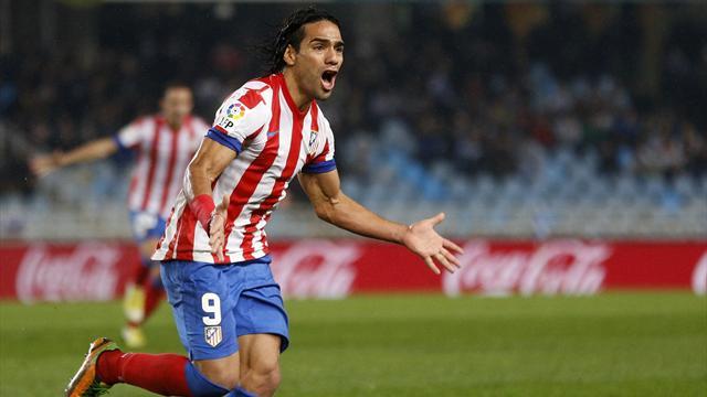 Falcao, sur ses retrouvailles avec les Colchoneros : «J'ai l'Atlético dans mon cœur»