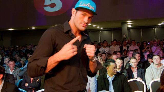 Tyson's cousin Hughie Fury turns pro