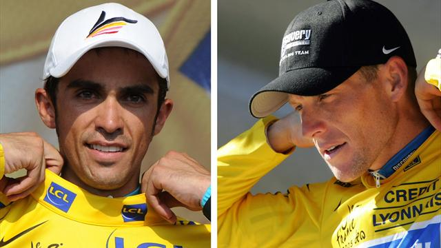 "Contador: ""Lance m'a fait aimer le cyclisme"""