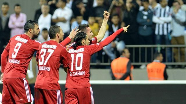 Kasımpaşa - Beşiktaş / ÖZET
