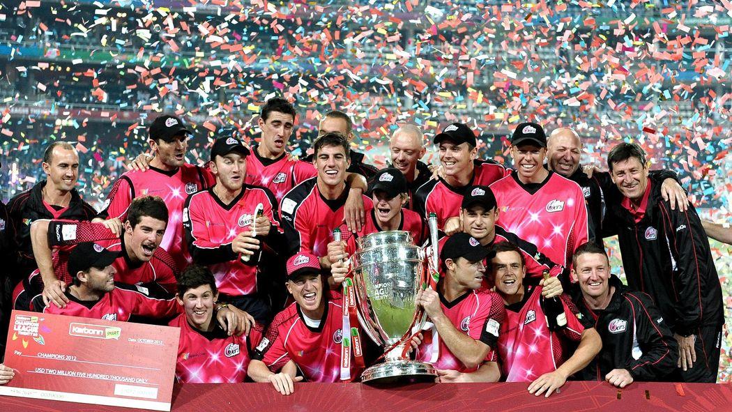 Eurosport To Show Champions League T20 Cricket Eurosport