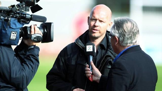 Blackburn confirm Berg appointment