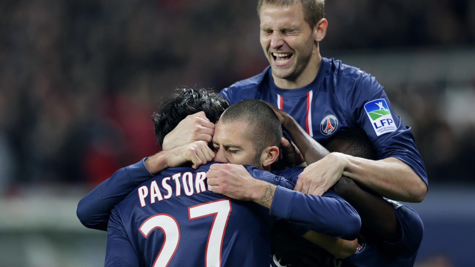 Le psg d boulonne l 39 om coupe de la ligue 2012 2013 football eurosport - Coupe de la ligue 2013 14 ...