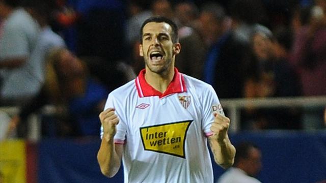 Sevilla ease to win over Granada