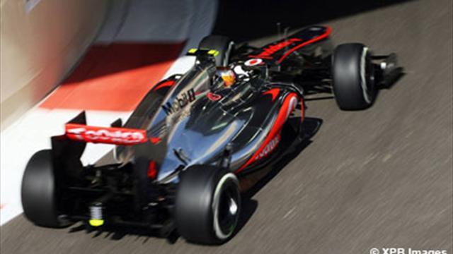 Qualifs : Hamilton en pole devant les Red Bull