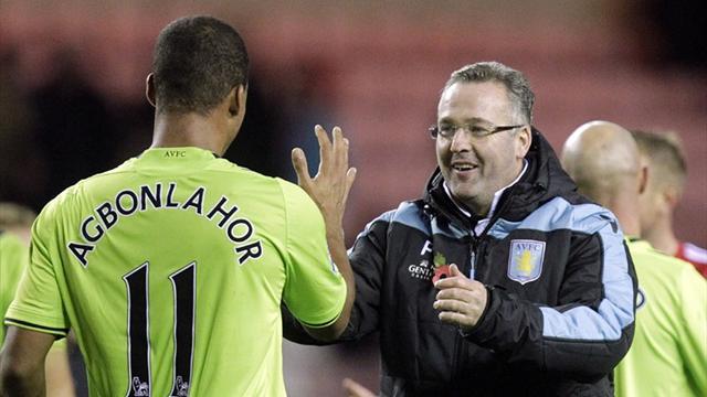 Aston Villa stun sluggish Sunderland