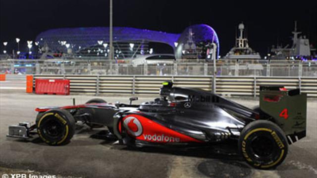 McLaren entre dans l'histoire