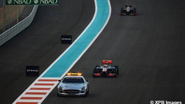 Whitmarsh : La faute à Mercedes