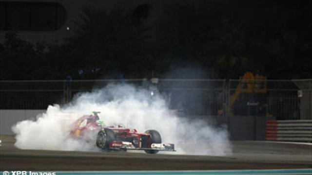 Massa : Webber aurait dû être pénalisé
