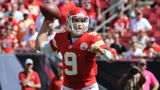Kansas City's Quinn again out with concussion
